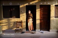 Swami Tripurari in Vrindavan
